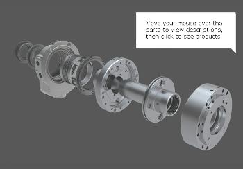 Exploded Hydraulic Cylinder Diagram