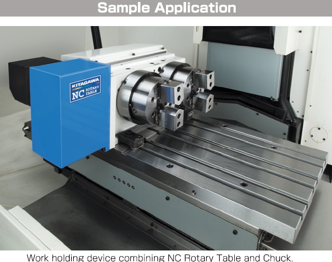 TM Series Sample Application
